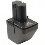 Batterie d'outillage 12V 3,0Ah Ni-Cd / Ni-Mh GESIPA Gesipa 12V 7251017 Accubird Firebird