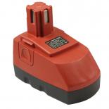 Batterie d'outillage 12V 3,0Ah Ni-Cd / Ni-Mh HILTI SFB121 / SFB126