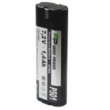 Batterie d'outillage APMA-7.2V 3.0Ah Ni-Mh Makita 7002