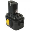 Batterie d'outillage APMA / CL-9.6V 1.5Ah Ni-Cd Makita 9120 / Wurth Master 0700960220