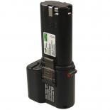 Batterie d'outillage 9,6V 3,0Ah Ni-Cd / Ni-Mh AEG P9.6 / A13