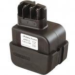 Batterie d'outillage 7,2V 3,0Ah Ni-Cd / Ni-Mh METABO 6.30069 / 6.31677
