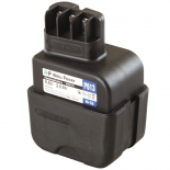 Batterie d'outillage 9,6V 2,0Ah Ni-Cd / Ni-Mh METABO 6.30070 / 6.30072