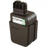 Batterie d'outillage 12V 3,0Ah Ni-Cd / Ni-Mh METABO 6.30071 / 6.31723
