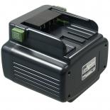 Batterie d'outillage 24V 3,3Ah Ni-Cd / Ni-Mh HITACHI EB2430HA / EB2433X