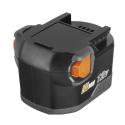Batterie d'outillage d'origine 12V 3.0Ah Ni-Mh AEG B1215 (R) GBS