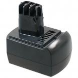 Batterie d'outillage 12V 3,0Ah Ni-Cd / Ni-Mh METABO 6.25479