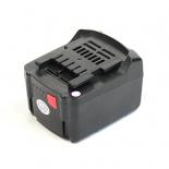 Batterie d'outillage 14,4V 4,0Ah Li-Ion METABO 6.25456 / 6.25454
