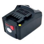 Batterie d'outillage 18V 4,0Ah Li-Ion METABO 6.25527 / 6.25591