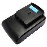 Batterie d'outillage 14,4V 2,0Ah Li-Ion BLACK & DECKER A1114L / A1514L