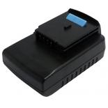 Batterie d'outillage 18V 2,0Ah Li-Ion BLACK & DECKER A1118L / A1518L