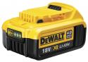 Batterie de coupe bordure Dewalt d'origine 18V 4.0Ah Li-Ion DCB182 (XR)