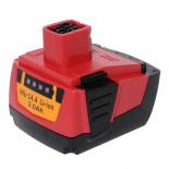 Batterie d'outillage 14,4V 4,0Ah Li-Ion HILTI B144 / B144/2,6