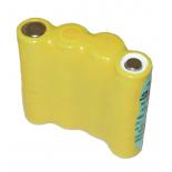 Batterie d'outillage 4,8V 1,5Ah Ni-Cd / Ni-Mh METLAND AFL30