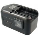 Batterie d'outillage 18V 3,0Ah Ni-Cd / Ni-Mh AEG BXL18 / MX18