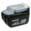 Batterie d'outillage d'origine 14,4V 4,0Ah Li-Ion MAKITA BL1440