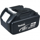Batterie de coupe bordure Makita d'origine 18V 4.0Ah Li-Ion BL1840