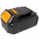 Batterie d'outillage 14,4V 4,0Ah Li-Ion DEWALT DCB140 (XR) / DCB142 (XR)