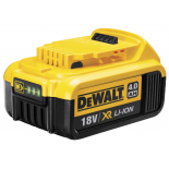 Batterie de coupe bordure Dewalt d'origine 18V 5.0Ah Li-Ion DCB184 (XR)