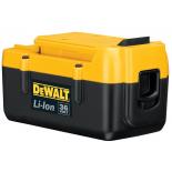 Batterie d'outillage d'origine 36V 4,0Ah Li-Ion DEWALT DCB360