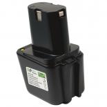 Batterie d'outillage 7,2V 3,0Ah Ni-Cd / Ni-Mh BOSCH 2 607 335 178 / 2 607 300 001