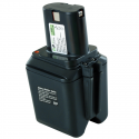 Batterie d'outillage APBO-12V 1.5Ah Ni-Cd Bosch 2 607 335 010 / 014 / 021