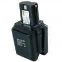 Batterie d'outillage APBO-12V 2.0Ah Ni-Mh Bosch 2 607 335 010 / 014 / 021