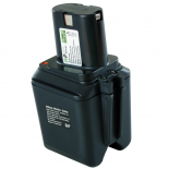 Batterie d'outillage 12V 3,0Ah Ni-Cd / Ni-Mh BOSCH 2 607 335 021 / 2 607 335 014