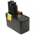 Batterie d'outillage APBO / SL-9.6V 1.4Ah Ni-Cd Bosch 2 607 335 037 / Wurth Master 0702300496