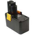Batterie d'outillage APBO / SL-12V 1.5Ah Ni-Cd Bosch 2 607 335 055