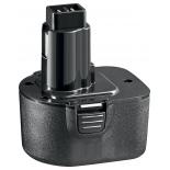Batterie d'outillage 12V 2,0Ah Ni-Cd / Ni-Mh ALEMITE 340911