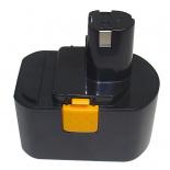 Batterie d'outillage 14,4V 3,0Ah Ni-Cd / Ni-Mh ALEMITE 339992