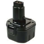 Batterie d'outillage 9,6V 2,0Ah Ni-Cd / Ni-Mh BERNER 121919 / 9,6V