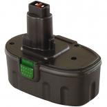 Batterie d'outillage 18V 2,0Ah Ni-Cd / Ni-Mh BERNER 044583 / BACIS