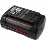 Batterie d'outillage 36V 2,0Ah Li-Ion BERNER 58590 / BACHD 36V
