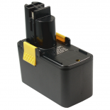 Batterie d'outillage 9,6V 2,0Ah Ni-Cd / Ni-Mh BOSCH 2 607 335 037 / 2 607 335 035