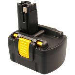 Batterie d'outillage 14,4V 3,0Ah Ni-Cd / Ni-Mh BOSCH 2 607 335 694 / 2 607 335 490