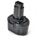 Batterie d'outillage 7,2V 3,0Ah Ni-Cd / Ni-Mh DEWALT DE9057 / DE9085