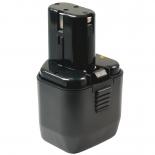 Batterie d'outillage 12V 2,0Ah Ni-Cd / Ni-Mh HITACHI EB1214S / EB12S(M)