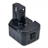Batterie d'outillage 12V 3,0Ah Ni-Cd / Ni-Mh HITACHI EB1230HL / EB1230H