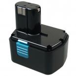 Batterie d'outillage 14,4V 2,0Ah Ni-Cd / Ni-Mh HITACHI EB1414S / BCH1420