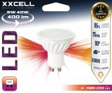 Ampoule LED XXCELL GU10 5W 400LM 3000K