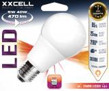 Ampoule LED XXCELL E27 5W 470Lm 3000K