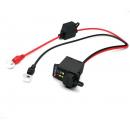 Câble oeillet M8 avec indicateur de charge encastrable CTEK