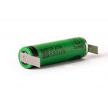 Batterie de rasoir électrique PHILIPS SPEED XL 3.6V Li-ion 840mAh avec pattes