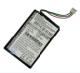 Batterie pour GPS Magellan Li-ion 1100mAh