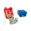 Cosse batterie zinc à connection rapide 16/50mm2 - borne négative