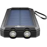 Powerbank goobay 8000mAh solaire
