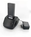 Chargeur 1 voie pour télécommande de grue Potain 68300940 et Hetronic Mini 68300900
