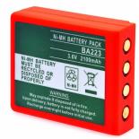 Batterie pour télécommande de grue HBC BA223030 NiMH 3.6V 2200mAh